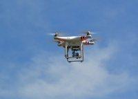 kamera na dronie